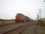 BNSF C44-9W 962